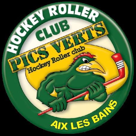 Aix Roll'n'Ride - Logo Les Pics Verts