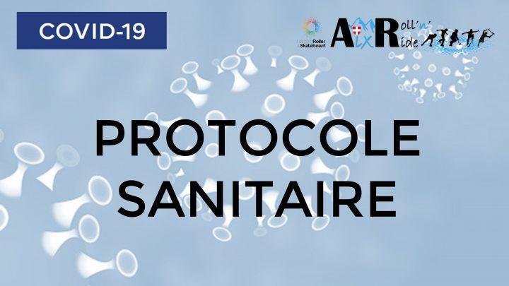 Aix Roll'n'Ride - COVID - Protocole sanitaire