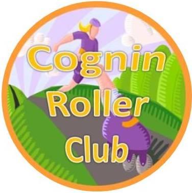 Logo Cognin Roller Club