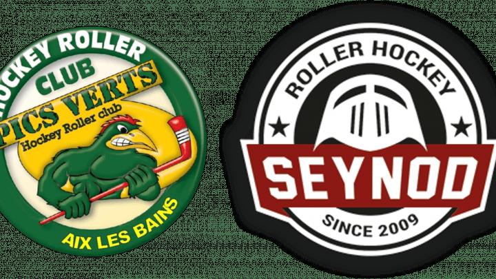 Logo Les Pics Verts - Seynod