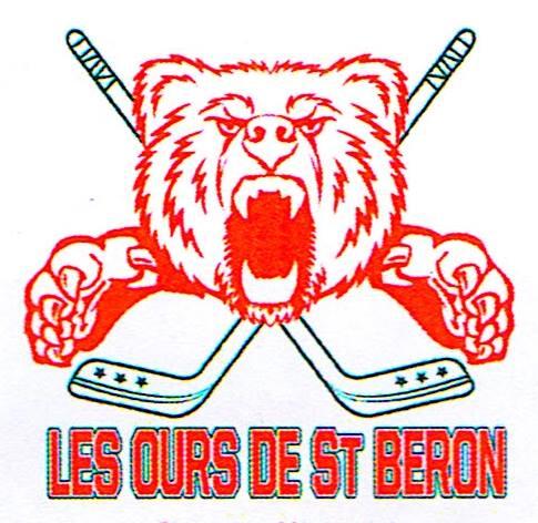 Logo Roller hockey Les Ours de Saint Beron