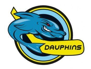 Logo Les Dauphins Roller HOckey