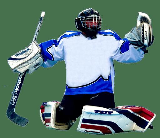 Aix Roll'n'Ride - Photo gardien roller hockey