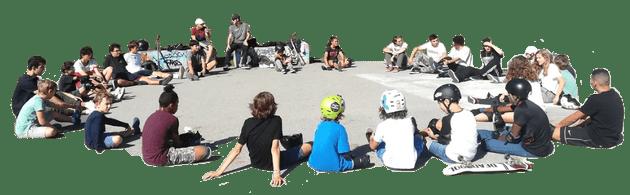 Aix Roll'n'Ride - Cercle Enfant / ados