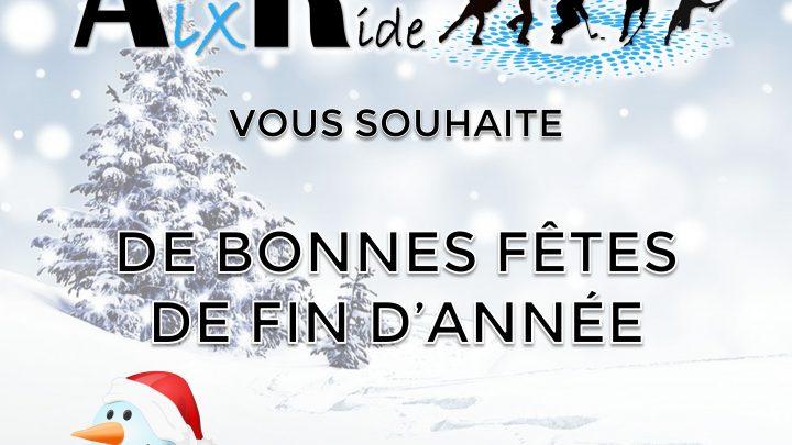 Aix Roll'n'Ride - Image vacances noel