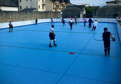 Aix Roll'n'Ride - Photo Roller Hockey les Pics Verts